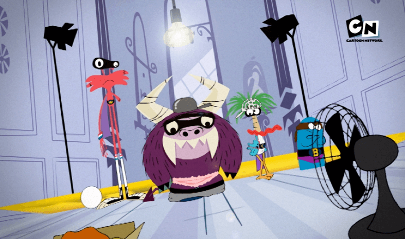 Cartoon Network (2002 – 2008)