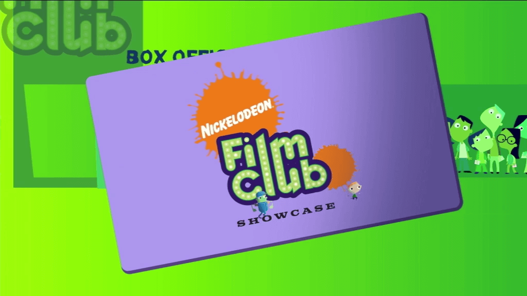 Nickelodeon Film Club (2007)