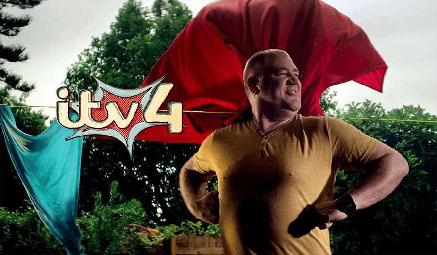 ITV4 – Idents (2012)