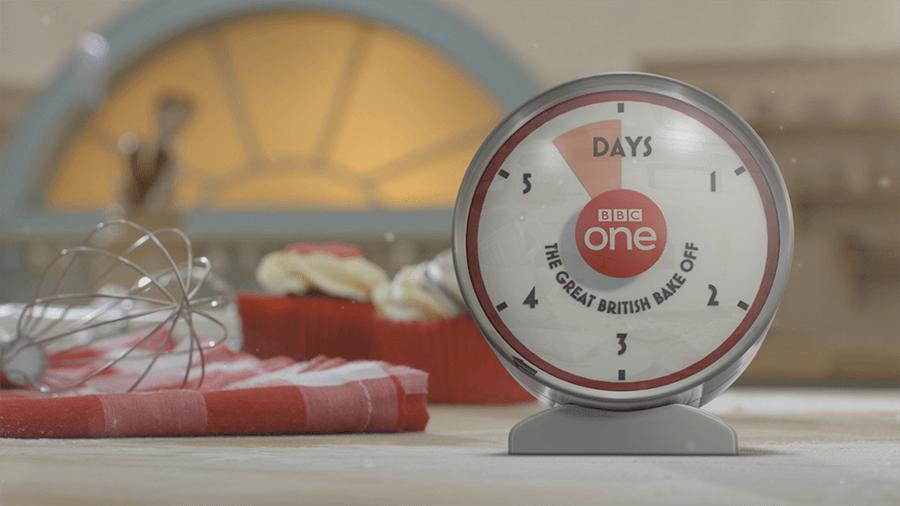 BBC – Bake Off (2015)