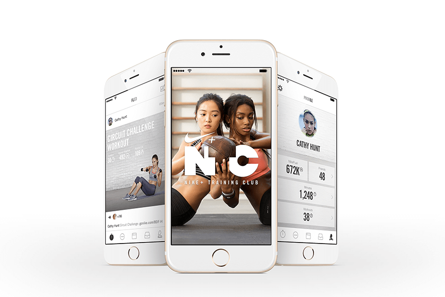 Nike+ Training Club (2015)