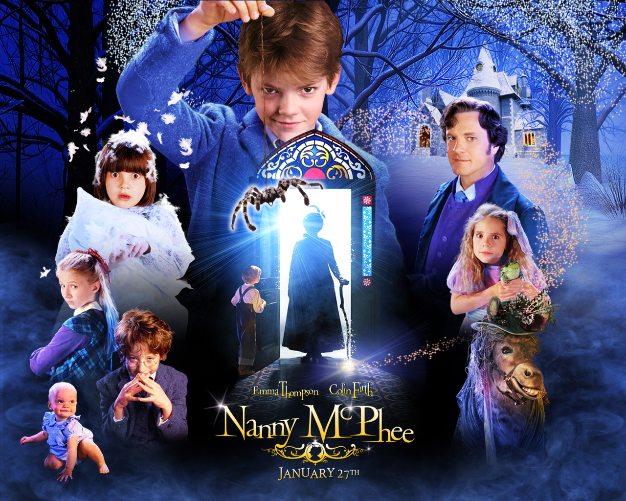Nanny McPhee – Opening Titles (2005)