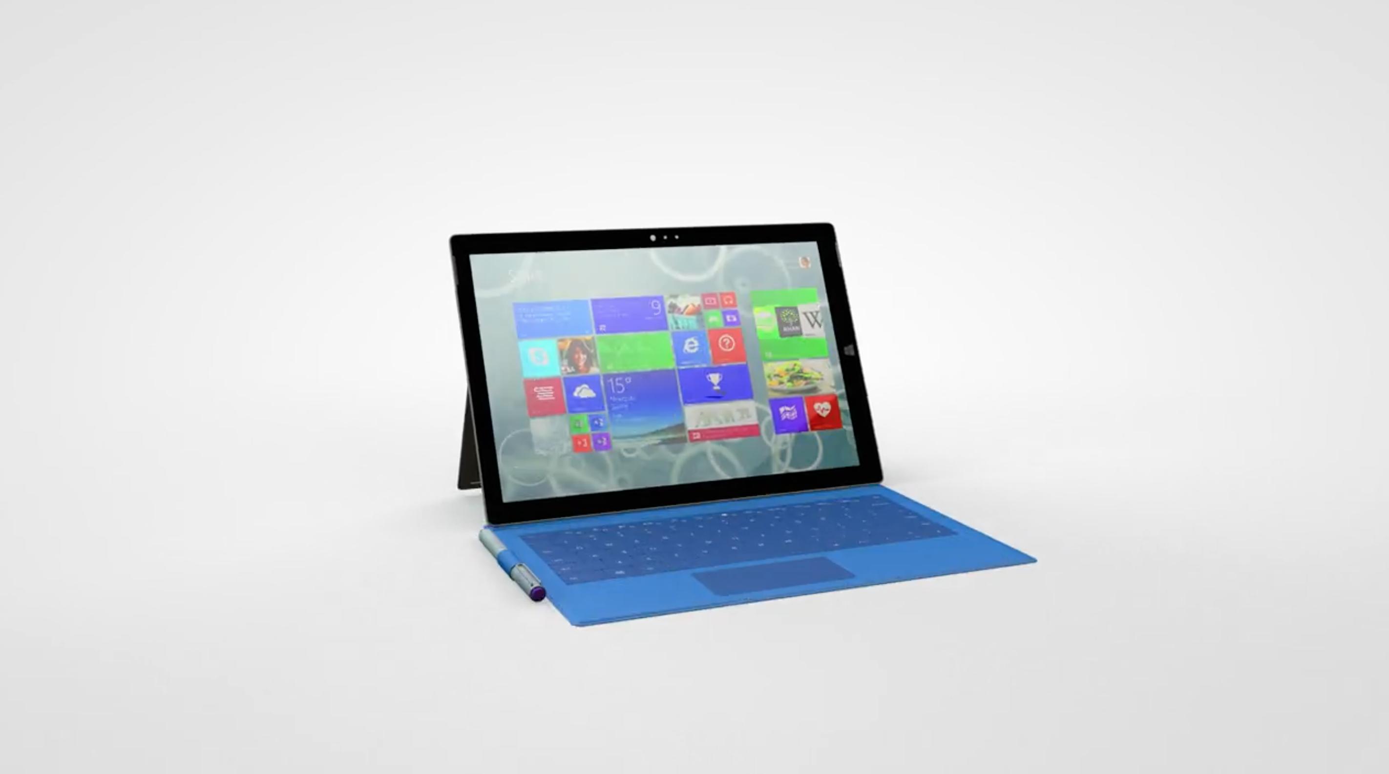 PC World – Microsoft Surface Pro (2014)