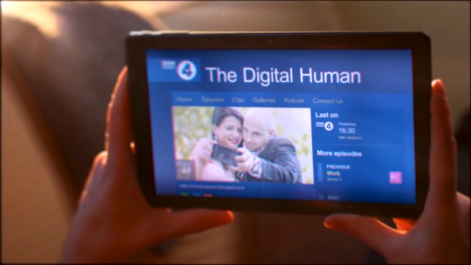 BBC Radio Four – Digital Human (2016)