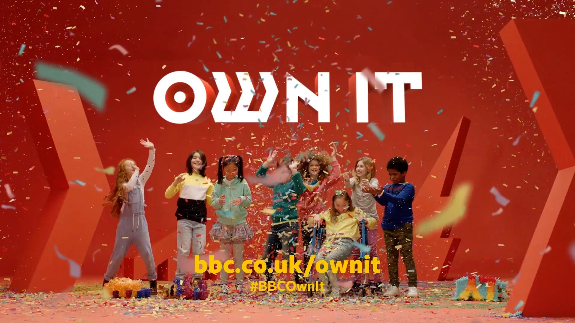 CBBC – OWN IT (2018)
