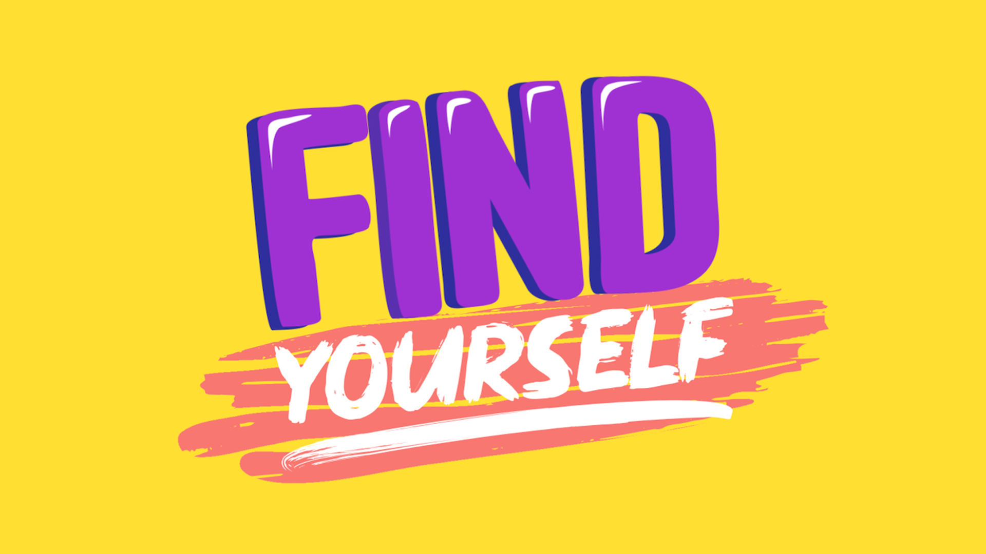 BBC Find Yourself with iPlayer (2019)